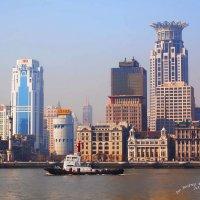 Шанхай.Китай :: Jozhеg Tumanov ( Serg F) Serg F