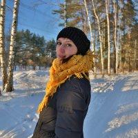 зима :: Ирина Богданова