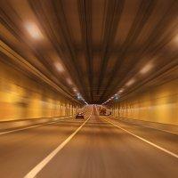 тоннель (КАД) :: андрей мазиков