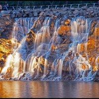 Водопад Порог ревучий :: Denis Aksenov