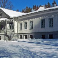 дом-музей Н.И.Пирогова :: юрий иванов
