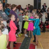 танцевальный ринг :: Сергей Старовойт