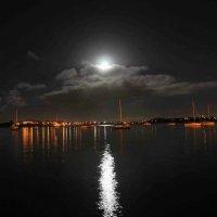 Луна :: Надежда Муравлева