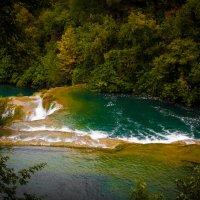 Крка (национальный парк).Хорватия :: Юлия Степанова