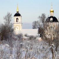 Среди зимы :: Владимир Буравкин