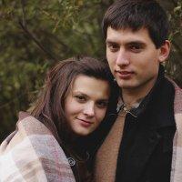 Александра и Иван :: Михаил Барановский