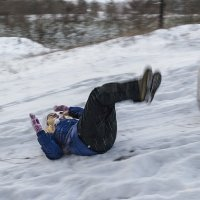 Зимние забавы :: Yuri Silin
