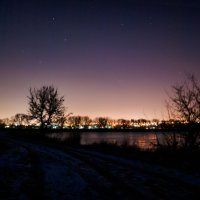 ночь за городом :: Alina Grib