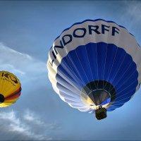 Воздушные шарики :: Виктор (victor-afinsky)