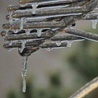 Ледяной дождь :: Алексей Меринов