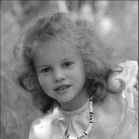 Маленькая моделька :: Nikita Volkov