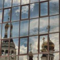отражение... :: Михаил Николаев