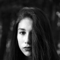 Черное и белое :: Анна Ярмоленко