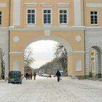Музейный комплекс :: Олег Попков