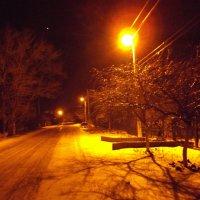 Ночная улица :: Владимир Боровков