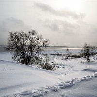 Снежно :: Aine Lin