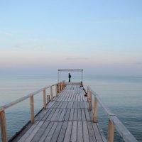 утро нежное черноморское :: Андрей Лисий