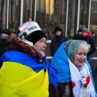 Активистки Майдана :: Дмитрий Гончаренко