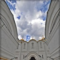 Дорога к Храму :: Валерий Викторович РОГАНОВ-АРЫССКИЙ