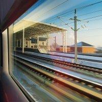 За окном скоростного поезда :: Boris Khershberg