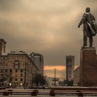 Санкт-петербург Московская площадь 22.01.2014 :: Низами Асланов