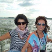 Жена и дочь :: Александр Ушевой