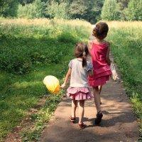 Детская пора-самая счастливая пора :: Екатерина Егорова