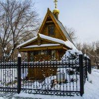 Возле храма :: Олька Н