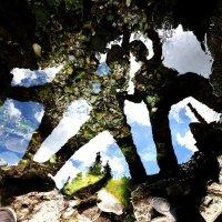 Небо, земля, вода, растение, камень и человек... Таинственная (загадочная) природа :: Serik Zulkharov