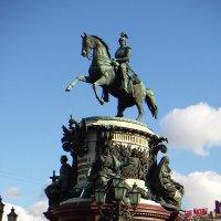 Памятник Николаю I :: Олег Николаев