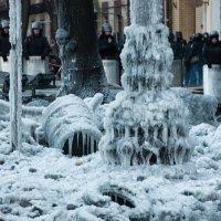 В Киеве холодно :: Юрий Матвеев