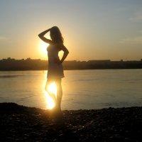 На закате :: sayany0567@bk.ru