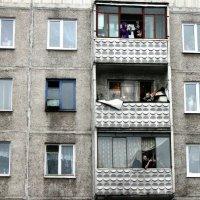 По улице огонь носили. :: Александр Ломов