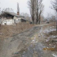 Уютный барак, не замерзнем. :: Анатолий Кузьмич Корнилов