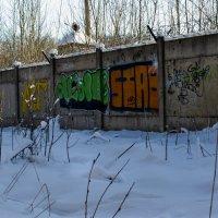 красивый забор 2 :: Яков Реймер