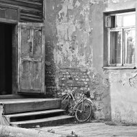 По старым мотивам (в чебэ) :: Дмитрий Тилинин