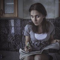 Бытовуха :: Andrey Kil'dibaev