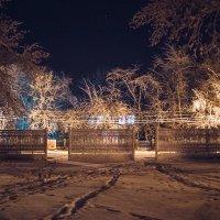 Зимний парк :: Александр Аль-А