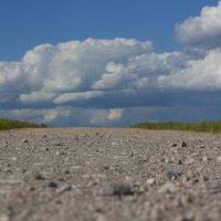 Дорога в облака :: Виталий Федоров