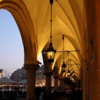 Вечірнє місто :: Соломія Палига