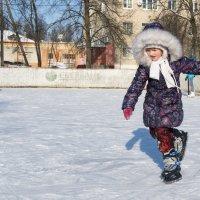 Мороз и солнце, день чудесный! :: Анатолий Сидоренков