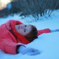 Пришла зима :: kirill Orlov