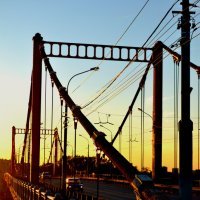 Кузнечевский мост :: Ananasik XI