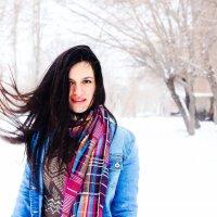 Зимушка :: Амина Мухамедзянова