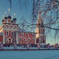 Храм в Котельниках. :: Юрий Шувалов