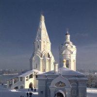 Белое на белом :: Наталья Чебыкина