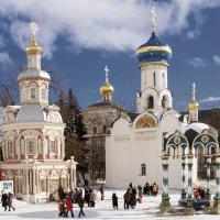 Сегодня будет Рождество! :: Наталья Чебыкина