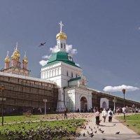 Красная воротная башня :: Наталья Чебыкина