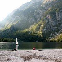 Озеро в Словении :: Константин Лазуренко