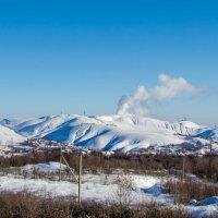 Вольские Альпы :: Дмитрий Тарарин